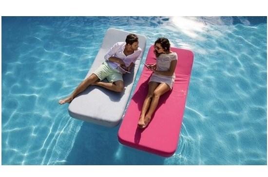 1) Ξαπλώστρες πισίνας - Έπιπλα Εξωτερικού Χώρου, MR BLUE SKY - Στρώματα που επιπλέουν στην πισίνα και ξαπλώστρες