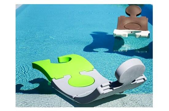 1) Ξαπλώστρες πισίνας - Έπιπλα Εξωτερικού Χώρου, HOOM