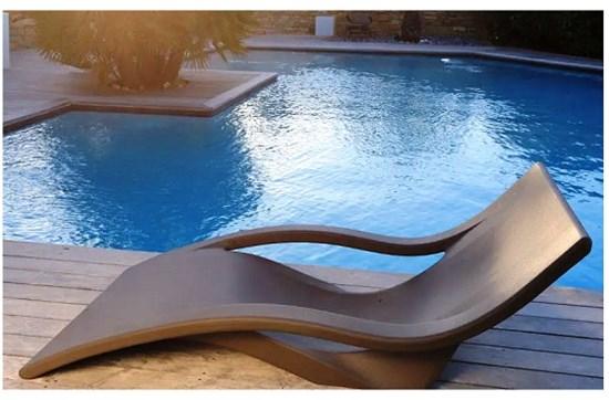 1) Ξαπλώστρες πισίνας - Έπιπλα Εξωτερικού Χώρου, MUSE