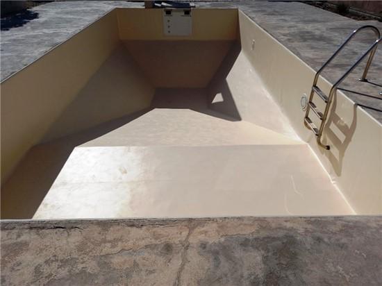 Πισίνα Προκάτ με Liner και Σκίμμερ στο Κοκκώνι Κορινθίας - Έργο 11 1