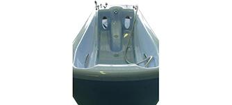 Μπανιέρες ηλεκτροθεραπείας σειρά Electra CG