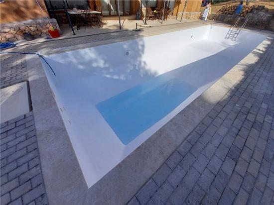 Πισίνα Προκάτ με Liner και Compact Filter στην Ιπποκράτειο Πολιτεία - Έργο 14 3