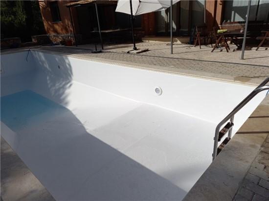 Πισίνα Προκάτ με Liner και Compact Filter στην Ιπποκράτειο Πολιτεία - Έργο 14 4