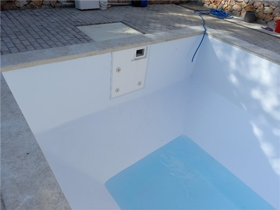 Πισίνα Προκάτ με Liner και Compact Filter στην Ιπποκράτειο Πολιτεία - Έργο 14 5