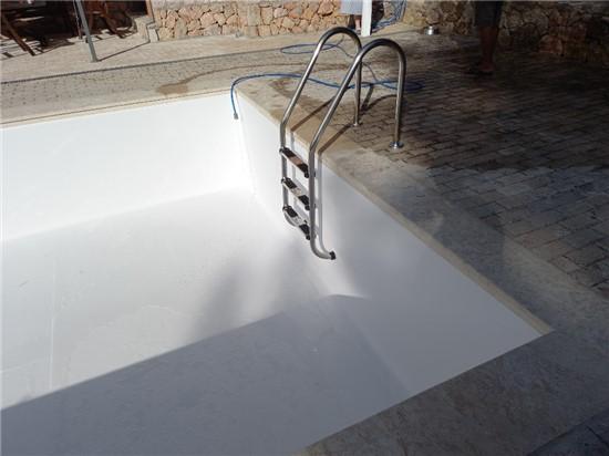 Πισίνα Προκάτ με Liner και Compact Filter στην Ιπποκράτειο Πολιτεία - Έργο 14 6