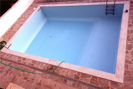 Πισίνα Προκάτ με Liner και Σκίμμερ στους Δελφούς - Έργο 17 1