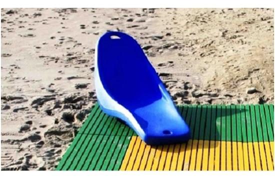 1) Ξαπλώστρες πισίνας - Έπιπλα Εξωτερικού Χώρου, Ξαπλώστρα - Nart Access